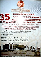 35. Uluslararası Grup Psikoterapileri Kongresi