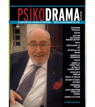 Psikodrama Sayı 4 Ekim 2011